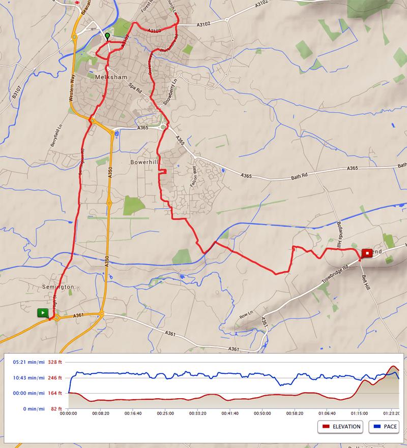 2014-11-22 run route