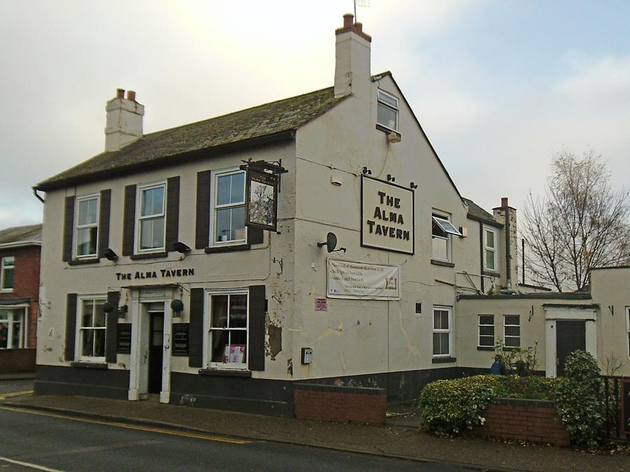 Alma Tavern Worcester