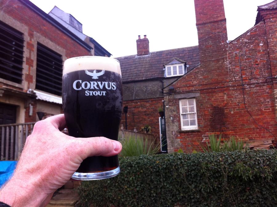 Bell Inn Seend Corvus Stout