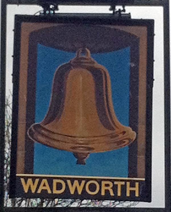 Bell Inn Seend sign