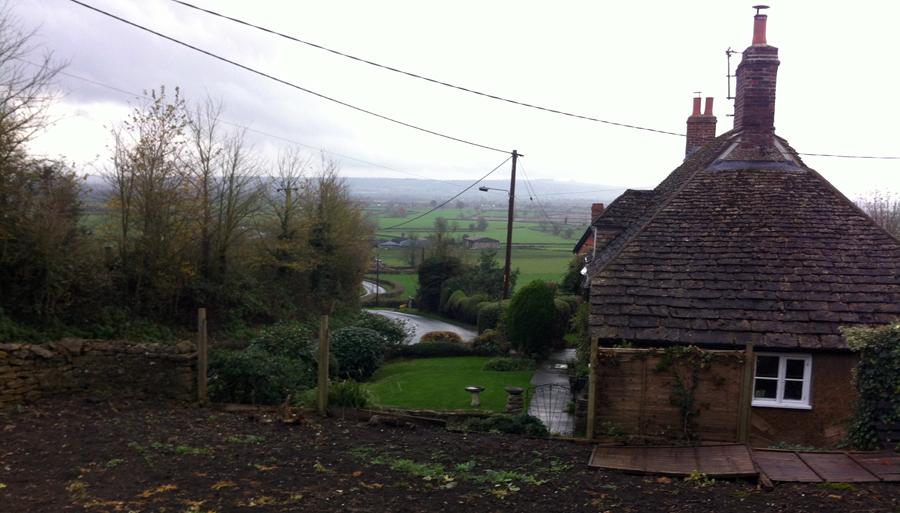 Bell Inn Seend view