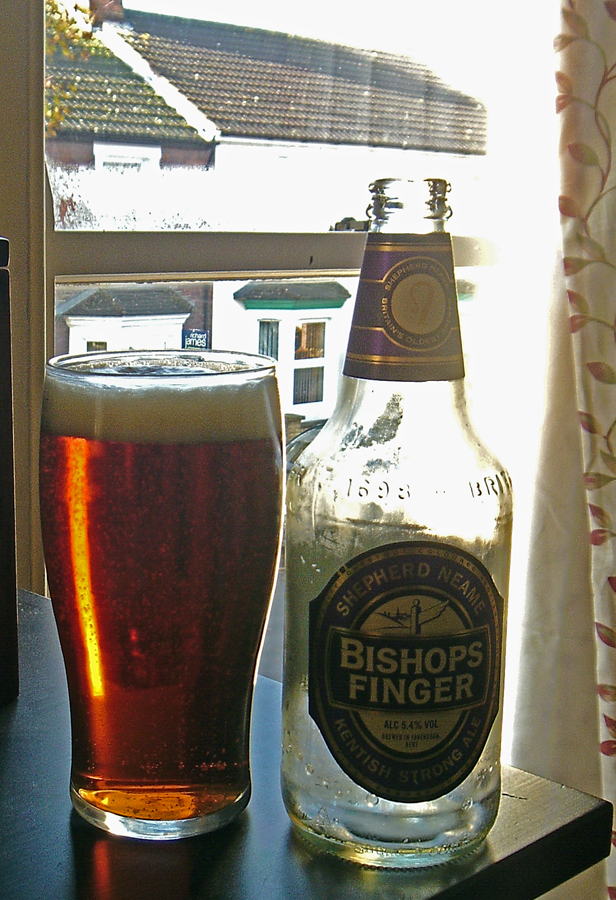 Bishop's Finger