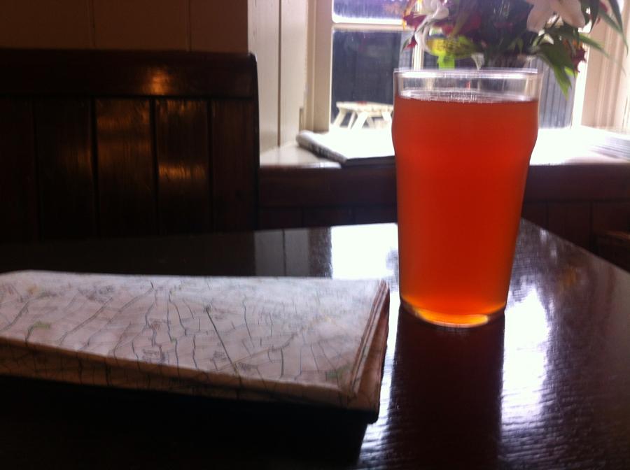 Brewery Inn Seend Cleve cider