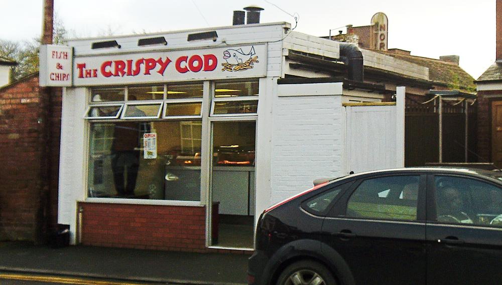 Crispy Cod Worcester