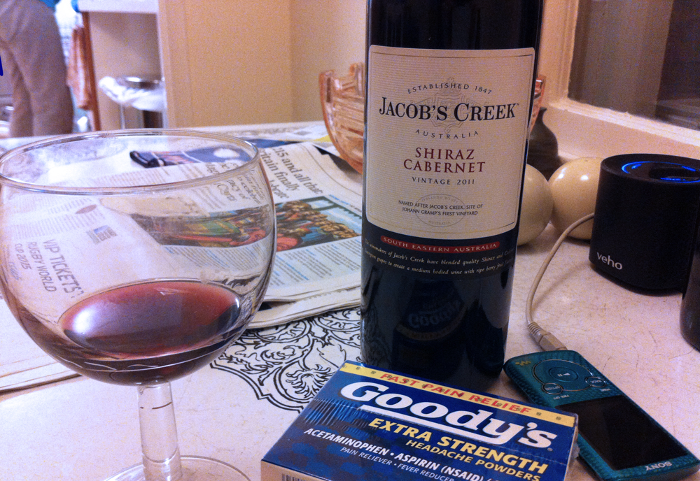 Jacob's Creek Shiraz Cabernet