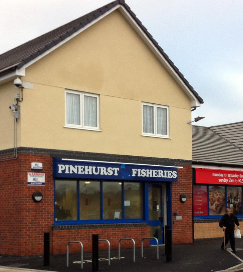 Pinehurst Fisheries Swindon