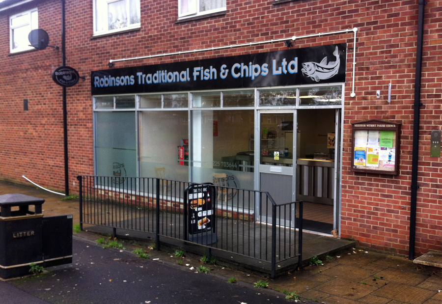 Robinsons Traditional Fish and Chips Bowerhill