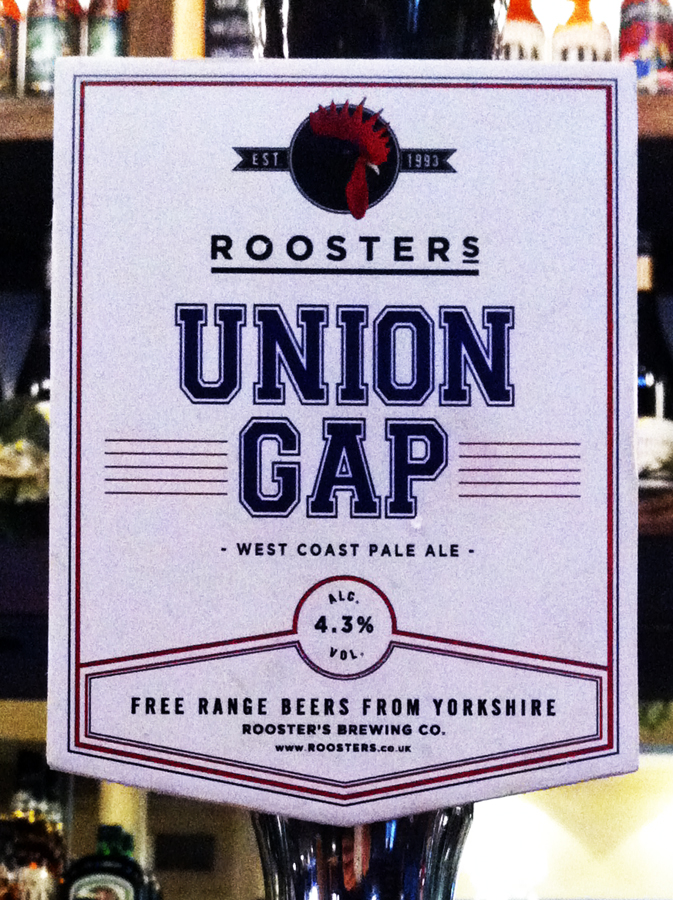 Rooster's Union Gap pump