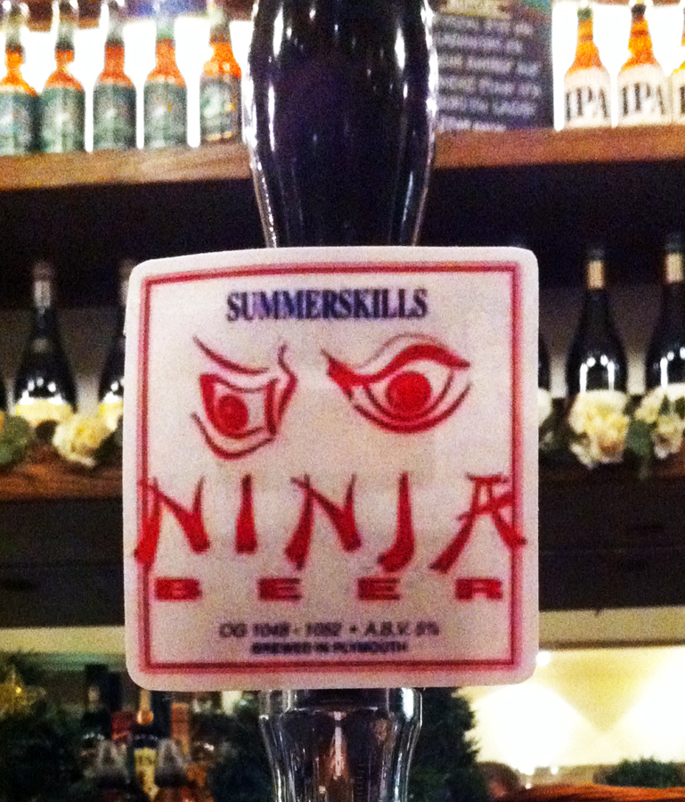 Summerskills Ninja Beer pump