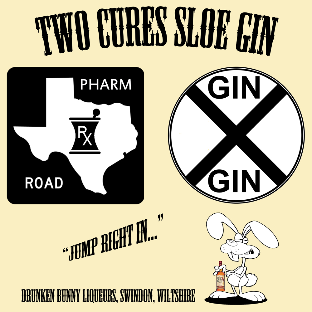 Two Cures label lo res