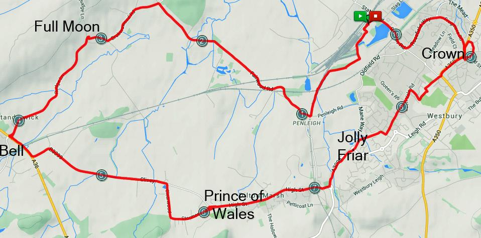 2014-12-27 Westbury 10 miles