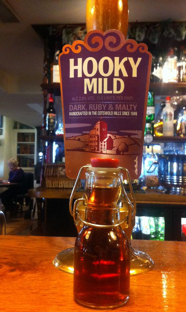 Hooky Mild pump