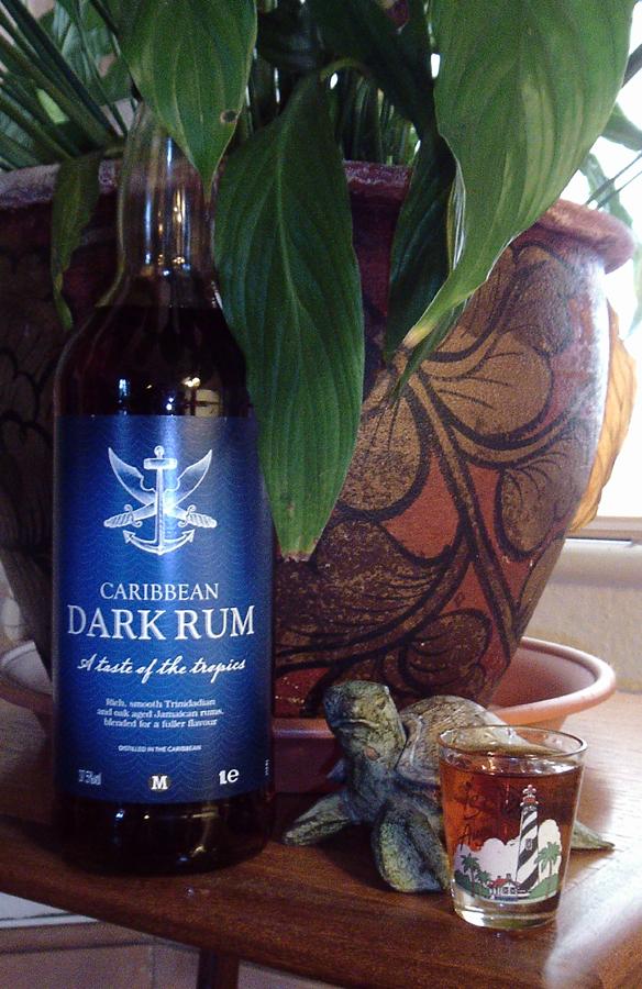 Morrison's Caribbean Dark Rum