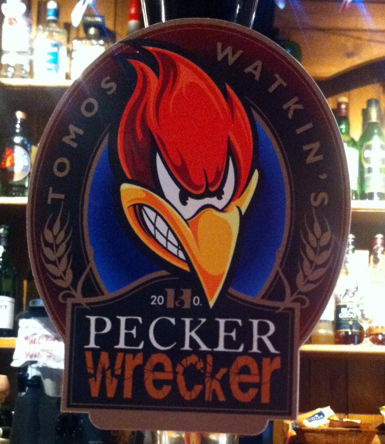 Pecker Wrecker pump clip