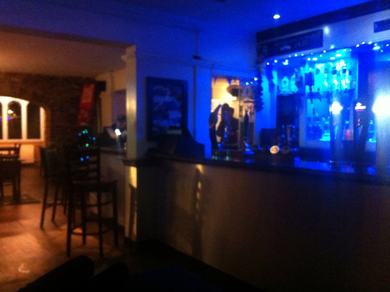 Wallingford Arms Didcot bar