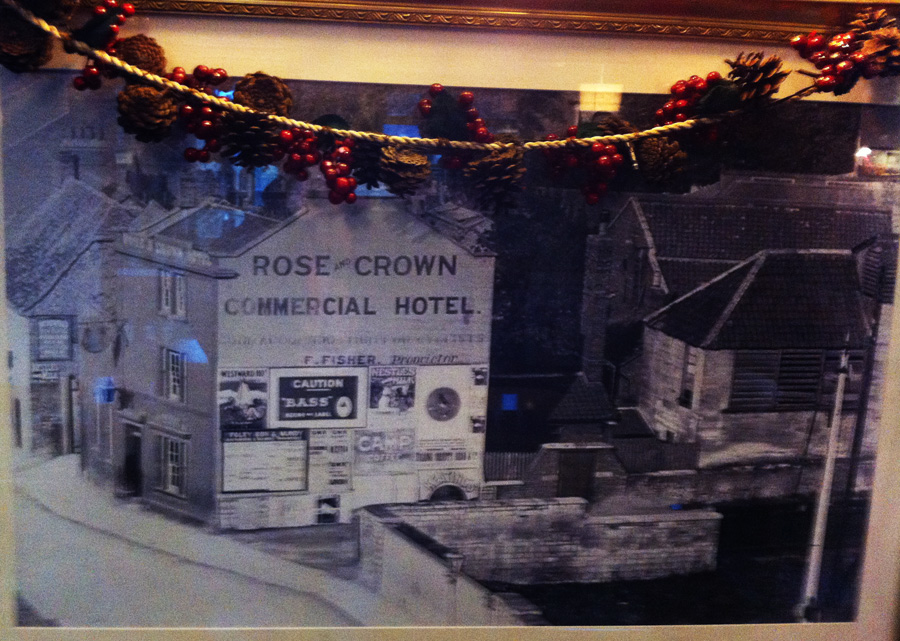 Rose and Crown Trowbridge old photo
